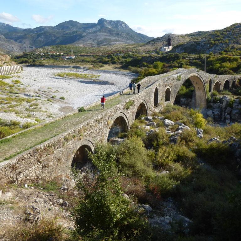 gran tour dell'albania